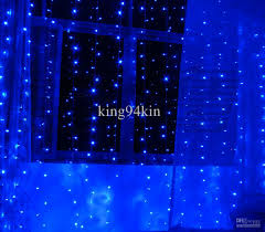600 led bulbs 6m 3m curtain lights ornament light