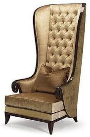 Modern High Back Wing Chair Duchess High Back Chair Home Decor Fabulous Furnishings