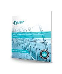 managing successful programmes msp study guide ejemplo