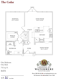 independent living floor plans independent living floor plans