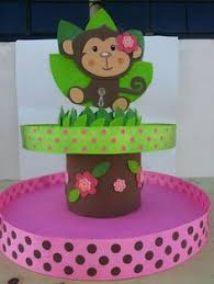 Baby Monkey Centerpieces by Baby Shower Monkey Centerpieces Baby Shower Pinterest Monkey