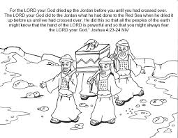 the jordan river coloring pages