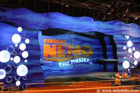 finding nemo musical disney u0027s animal kingdom