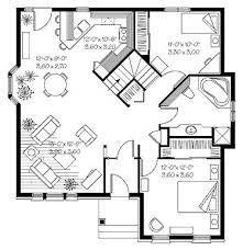 small home dressed up hwbdo13061 gothic revival house plan