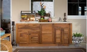 home depot outdoor kitchen cabinets white stone tile floor