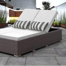 double patio chaise lounge chairs you u0027ll love wayfair
