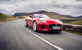 Checkered Flag Jaguar 2018 Jaguar F Type 2 0t First Drive Review Car And Driver