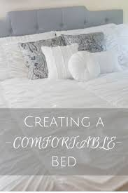 5 tips for creating a comfortable bed mattress pillows and bedrooms