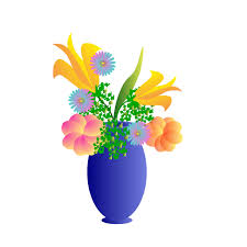 Flowers In Vases Pictures Flower Vase Clipart 45