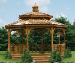 backyard gazebo kits outdoor furniture design and ideas