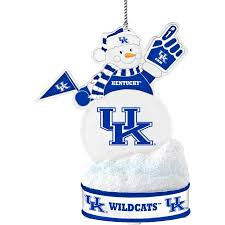 topperscot by boelter brands ncaa led snowman ornament