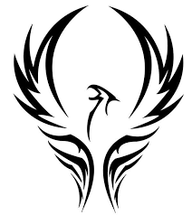 28 best rising phoenix tribal tattoos for women images on