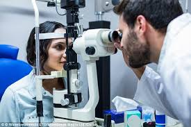 Cure For Night Blindness Have Scientists Found A Cure For Blindness Daily Mail Online