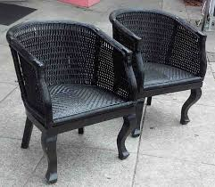 black wicker patio chairs inspiration pixelmari com