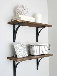 Bookshelves That Hang On The Wall by Wall Mounted Shelves Conceal Floating Wall Mounted Shelf La