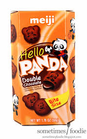 sometimes foodie double chocolate hello panda target cherry