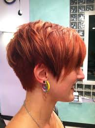womans short hairstyle for thick brown hair 20 layered hairstyles for women with problem hair thick thin