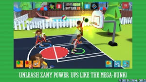 Backyard Sports Game Bys Nba Basketball 2015 V1 10 0 Unlimited Power Ups Download Apk