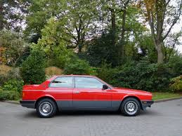 1990 maserati biturbo paul coombes svs limited classic driver