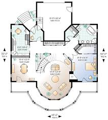 1 level house plans plan 29804rl 4 beds with elevator and basement options craftsman