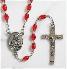 sacred heart rosary catholic devotions rosaries statues sacred heart jesus