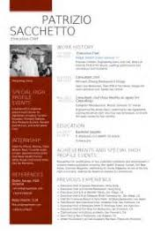 Chef Sample Resume by 35 Free Executive Resumes Executive Chef Resume Click Here To