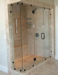 frameless glass shower and tub enclosures