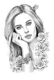 9952 coloring pages adults images drawings