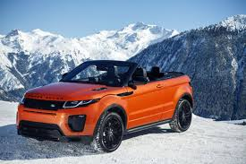 land rover convertible interior in photos range rover evoque convertible inside and out the