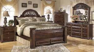 ashley king bedroom sets last minute gabriela bedroom set buy ashley furniture poster storage