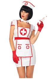 Nurse Halloween Costumes Womens Nurse Hospital Heartbreaker Women Costume Professional Costumes