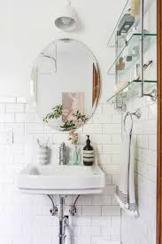 Bathroom With Storage How To Incorporate Bathroom Storage Without A Vanity The Happy Tudor