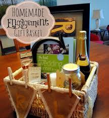 engagement gift baskets engagement gift basket peanut butter fingers