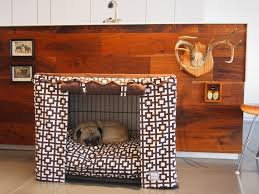 Dog Crate Covers Wawa Snug As A Pug In A Rug In Dog Cage Outfitted With Our Lattice