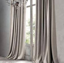 Restoration Hardware Belgian Opaque Linen Restoration Hardware Curtains Drapes And Valances Ebay
