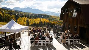 Colorado Wedding Venues Gorrono Ranch Weddings