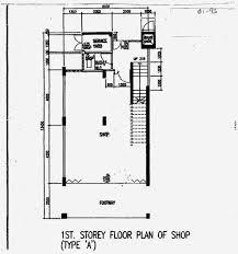 singapore floor plan shop house floor plans tiny house