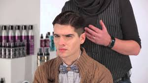 preppy boys haircut british hair how to get the look preppy guy youtube