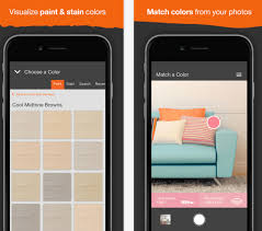 paint your living room virtually application magazine
