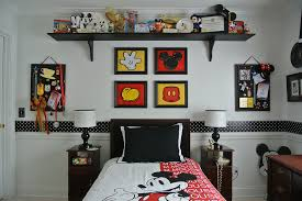 mickey mouse bedroom ideas mickey mouse bedroom making children sleep more soundly