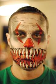 scary clown halloween mask 50 best clowns images on pinterest evil clowns creepy clown