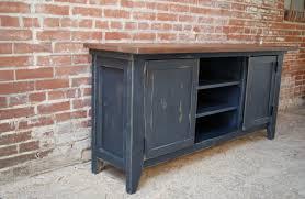 decoration ideas modern rectangular dark brown wooden tv bench