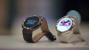 asus zenwatch 3 mit rundem oled display youtube