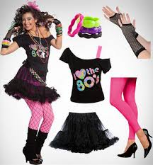 Womens Biker Halloween Costume Women U0027s 80s Valley Holiday Halloween Costumes