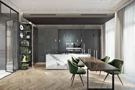 and wood for perfect kitchen design