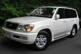 lexus white pearl 2007 lexus lx 470 information and photos zombiedrive