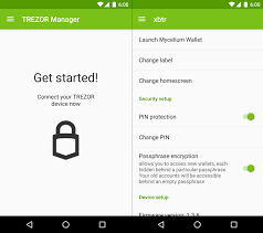 android label using trezor with android trezor user manual 1 0 documentation