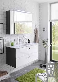 badezimmer set grau badmöbel set manhattan 2 tlg badezimmer set badmöbel