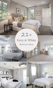 White Bedroom Interior Design 21 Most Fabulous Grey And White Bedroom Ideas To Get Inspired By