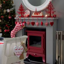christmas mantelpiece ideas for the festive season